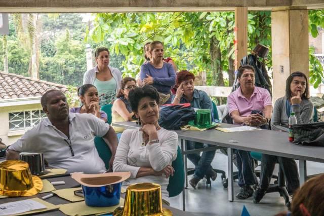 """Primer encuentro pedagógico """"Estrategia Educando para la Vida""""-Medellín"""