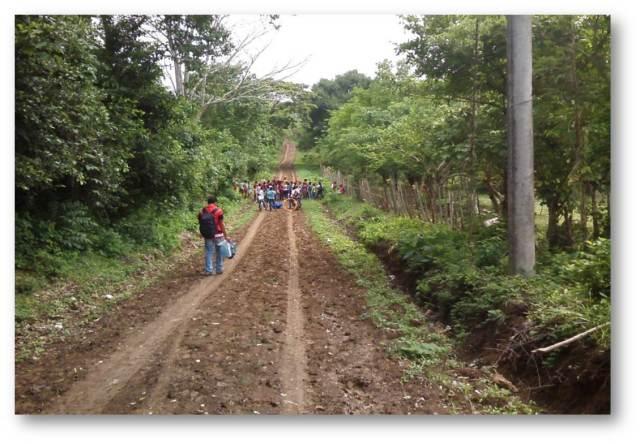 Pro-Niño extremo en San Andrés de Sotavento